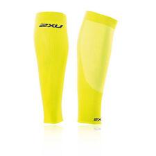 Abbiglimento sportivo da uomo giallo di compressione