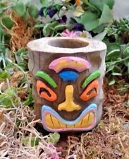 gostatue latex only tiki candle holder mold concrete tiki mold latex mould