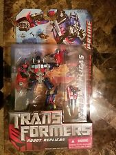 2007 Transformers Robot Replicas Figure MOC - OPTIMUS PRIME - BRAND NEW SEALED