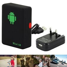Mini A8 Tracker Locator GSM GPRS LBS for Cars Kids Elder Pets - EU PLUG
