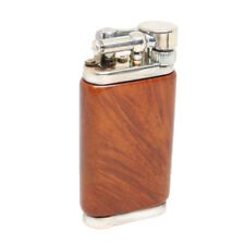 NEW IM Corona - Old Boy Natural Briar Shell  Pipe Lighter (64-4009)