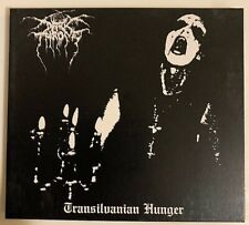 Darkthrone – Transilvanian Hunger CD 2003 Peaceville CDVILED 43 Black Metal UK
