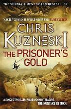 The Prisoner's Gold (The Hunters)-ExLibrary