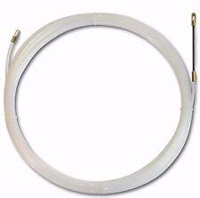 Ersatzband Kabeleinzugsystem Kabeleinziehhilfe Ø 4 mm x 20 m Kabelspirale Band