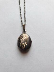 Silver 925 Locket