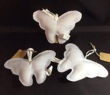 Pier 1 Scent White Butterfly Drawer Sachet Set 3