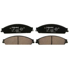 Disc Brake Pad Set Front Federated D1070C