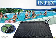 Tappeto pannello solare riscaldamento acqua piscina Intex 28685 cm 120x120 Rotex