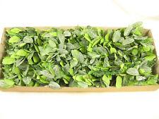 Wholesale Clearance 24x Artificial Silver Net Leaf Greenery Bush Job Lot