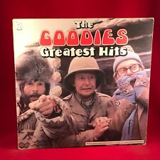 THE GOODIES Greatest Hits 1981 UK Vinyl LP  EXCELLENT CONDITION Best Of