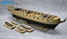 Wooden Dinghy 1:75 Model Ship Long Boat  Wooden Model Ship Kit