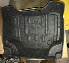 HARLEY-DAVIDSON 53278-06A ROAD GLIDE ULTRA FLTRU REAR TRUNK INSERT CARPET LINER