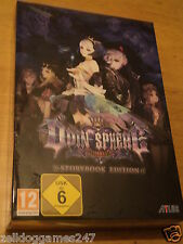 ODIN SPHERE LEIFTHRASIR STORYBOOK COLLECTORS EDITION (PS4) NEW & FACTORY SEALED