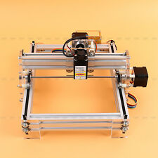 500mw Desktop Laser Cutting/Engraving Machine DIY Logo Picture Marking Printer