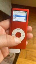 Apple iPod mini 2nd Product Red