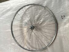 2 x CAMPAGNOLO RECORD HUBS on front and back WHEELS 27 x1 1/4