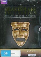 Shakespeare Collection - Series 1 - Brand New - Region 4 - Australian Seller