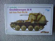 Cyberhobby/Dragon 1/35 SdKfz. 138/1 Geschützwagen 38M mit 3cm Flak 103/38