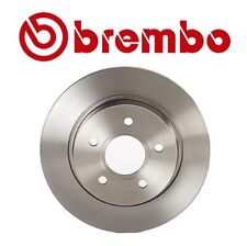 Rear Left or Right Solid Disc Brake Rotor 271 mm 5 Lugs Brembo For Ford Focus