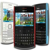 Unlocked Nokia  X2-01 QWERTY Camera GSM Mobile Bar Phone box pack