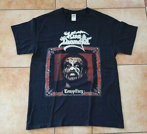King Diamond - Conspiracy  / T-Shirt / Gr.L / NEU / Official Merch.