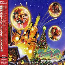 DISNEY - TOKYO DISNEYLAND CHRISTMAS PARADE NEW CD