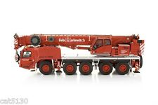 "Grove GMK5095 Truck Crane - ""MARKEWITSCH"" - 1/50 - TWH #090C-01246 - No Jib"