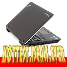 "New 1 Lenovo ThinkPad Edge E420 14"" Notebook Laptop BACKLIT i3 2.30GHz 4GB 320GB"