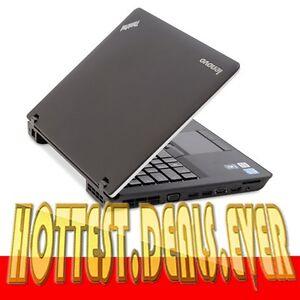 "New 1 Lenovo ThinkPad Edge E420 14"" Notebook Laptop BACKLIT i3 2.30GHz 4GB 320GB"