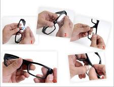 16GB HD spy Digital Video Camera Glasses Camcorder Eyewear DVR Removable lens