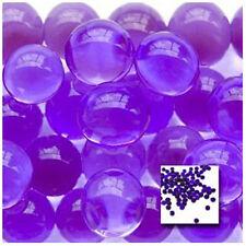 Purple Vase Filler Beads 4oz Bag Makes 3 Gallons - Water Storing Gel