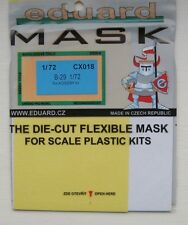 Eduard 1/72 CX018 Canopy Mask for the Academy B-29A Superfortress