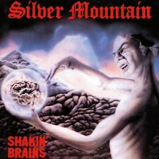 SILVER Mountain-Shakin 'Brains [Re-release] DIGI