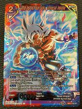 Ultra Instinct Son Goku, Universal Impulse SD11-03 ST FOIL Dragon Ball Super TCG
