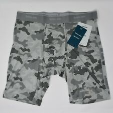 Tommy John Gray Camo Boxer Briefs Go Anywhere Kevin Hart Large