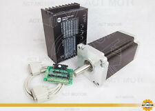 Act motor GmbH 1axis nema 42 42hs2480 motor PAP 201mm 8 a + Driver dm2722