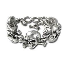 A63 - Bones of Amzer Bracelet by Alchemy Gothic 1977