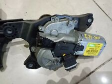 BMW E70 X5 07-13 REAR WIPER MOTOR VALEO # 6942165-07 GENUINE