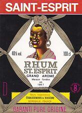 R268 RHUM SAINT ESPRIT TEISSEDRE BORDEAUX GIRONDE FEMME