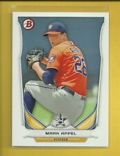 Mark Appel RC 2014 Bowman Draft Top Prospects Rookie Card # TP-4 Astros Baseball