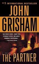 The Partner by John Grisham Fiction Novel Thriller Action Adventure Suspense Boo