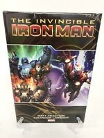 Invincible Iron Man Vol 2 by Matt Fraction Marvel HC Hard Cover Brand New Sealed