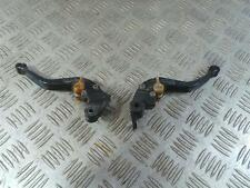 2008 Yamaha YZF R1 4C8 (2007-2008) Pair of Levers Aftermarket