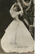 FILM & TV, Autogrammkarte: ROMY SCHNEIDER 566