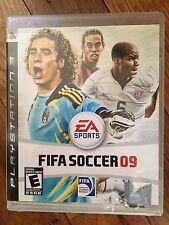 FIFA Soccer 09 (Sony PlayStation 3, 2008) Complete