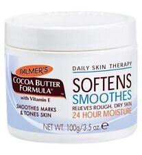 Palmer's Cocoa Butter Original Solid Formula Cream Jar Vitamin E 100g