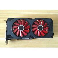 XFX RX 570 4GB Video Screen Cards GPU AMD Radeon RX570 4GB Graphics Cards PUBG