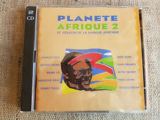 Planete Afrique 2: Le Meilleur De La Musique Africaine  - 2 CD