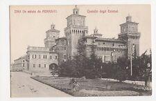 Italy, Un Saluto da Ferrara, Castello degli Estensi Postcard, A980