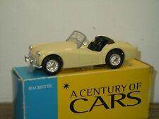 Triumph TR3 - Corgi / Solido Hachette 1:43 in Box *39178